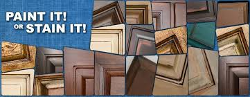 how to refinish painted kitchen cabinets paint or stain kitchen cabinets jannamo com