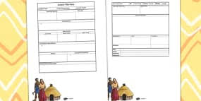 editable individual lesson plan template lesson planning