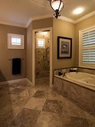 bathroom exquisite image of bathroom decoration using travertine