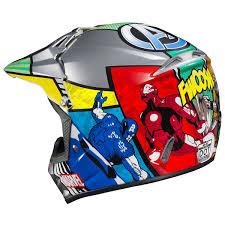 motocross helmet brands hjc youth cl xy 2 marvel avengers helmet jafrum