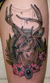traditional deer tattoo tattoos book 65 000 tattoos designs
