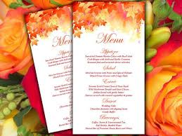 Diy Wedding Menu Cards The 25 Best Diy Wedding Menu Cards Ideas On Pinterest