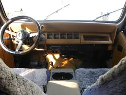 jeep wrangler yj dashboard picture of 1995 jeep wrangler s interior jeep pinterest