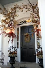 subtle u0026 sophisticated fall decorating ideas for your front entry