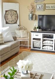 Simple Living Rooms Pueblosinfronterasus - Simple living room decor ideas