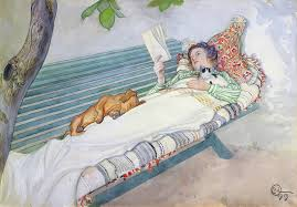 carl larsson lying on a bench louvre museum buy prints