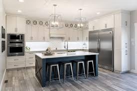 painting kitchen cabinets mississauga transitional kitchen design in grey blue kitchen land