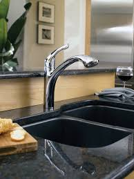 hansgrohe 04076000 chrome allegro e pull out kitchen faucet u2013 mega