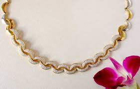 chain necklace diamond images Diamond necklaces diamond jewellery diamond chain necklace jpg
