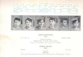 dickinson high school yearbook lieutenant robert p grover memorial park