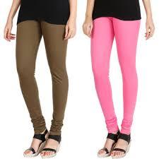 light pink leggings womens hrinkar mehendi light pink soft cotton lycra plain leggings womens