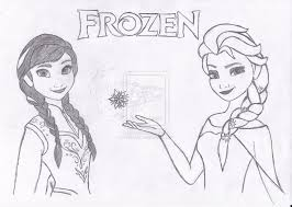coloring pages anna elsa princess anna queen