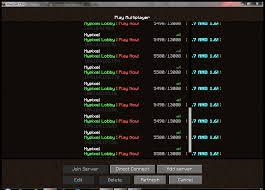 Ip Address Map Hypixel Server Ip Minecraft Mania