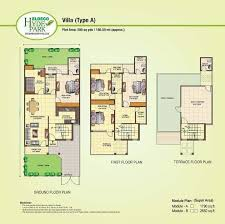Post Hyde Park Floor Plans Eldeco Hyde Park In Shahjahanpur Neemrana Price Location Map