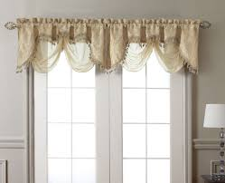 Sheer Valance Curtains White Window Valance Patterns Design Idea And Decorations