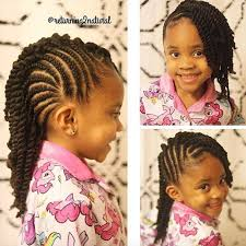 flat twist hairstyle for kids http www blackhairinformation