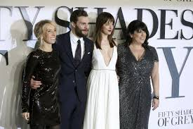 movie fifty shades of grey come out the saga behind casting fifty shades of grey