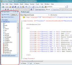 Transition Styles Css - scottgu u0027s blog the asp listview control part 1 building a