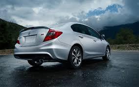 honda civic crowned top car 2012 honda civic si verdict motor trend