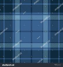 blue tartan plaid seamless design stock vector 220385224