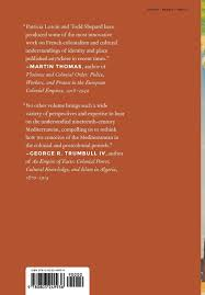 french mediterraneans transnational and imperial histories
