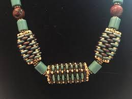 beaded ball necklace images Francie broadie jpg