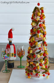 appetizer tree cooking to the fullest