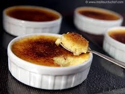 cuisine creme brulee crème brûlée recipe with images meilleurduchef com