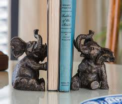 elephant bookends colors elegant elephant bookends to cute