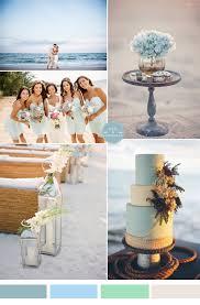 Beach Wedding Top 5 Beach Wedding Color Ideas For 2015 Tulle U0026 Chantilly