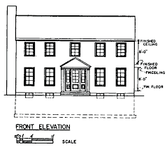 simple colonial house plans modern colonial house plans hiart