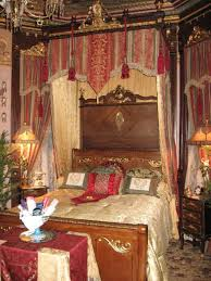 victorian wedding bedroom decoration ideas with table lamps nytexas
