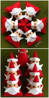 diy felt ornament craft ideas tutorials