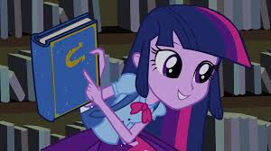 a yearbook image twilight finds a yearbook eg png my pony