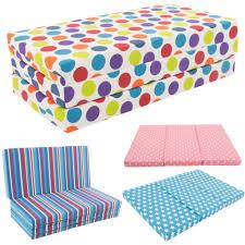gilda kids folding sofa bed futon guest z bed chair folding