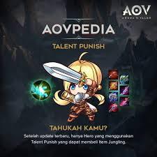 aov battle of valor online qualifier akan garena aov indonesia