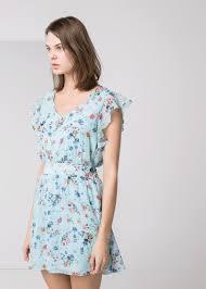 mango floral chiffon dress 35 originally 60 what to wear