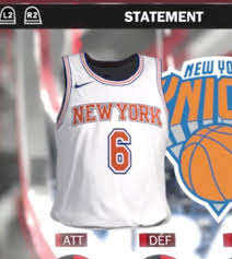 shades of the past in the knicks new alternate uniforms posting