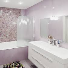 Plum Colored Bathroom Accessories by Plum And Gray Bathroom Style Home Design Interior Amazing Ideas