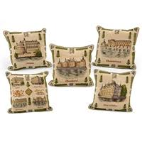 decorative pillows animal pillows tapestry pillow at scully