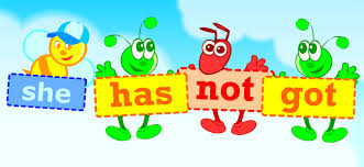 verb have got grammar exercises for kids learning english