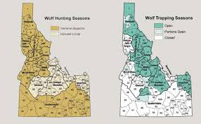 map us idaho why you can t pass up an idaho wolf predator huntin fool