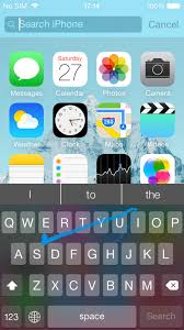 cydia android iswipe keyboard android ios 8 style swype typing in ios 7