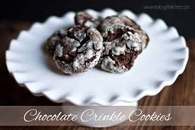 making it milk free chocolate crinkle cookies dairy egg soy