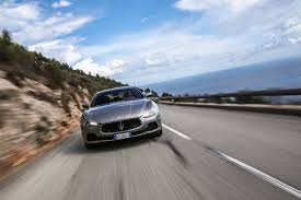 maserati spa 2017 2017 maserati ghibli receives more tech more power and new