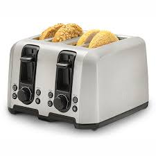 Calphalon 4 Slot Stainless Steel Toaster 4 Slice Toaster Power Sales Product Catalog
