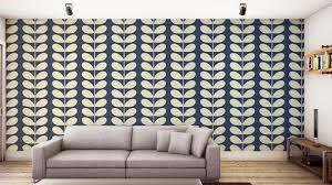 buy orla kiely 110393 giant stem wallpaper orla kiely fashion
