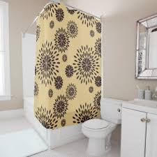 Yellow Flower Shower Curtain Yellow Flowers Shower Curtains Zazzle