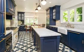 blue kitchen cabinets ideas 5 fantastic vacation ideas for navy blue kitchen cabinets