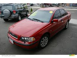 2003 s40 2000 red volvo s40 1 9t 20138853 gtcarlot com car color galleries